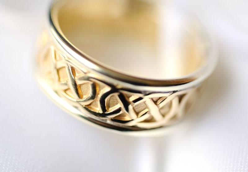 Anniversary - Gold Jewelry