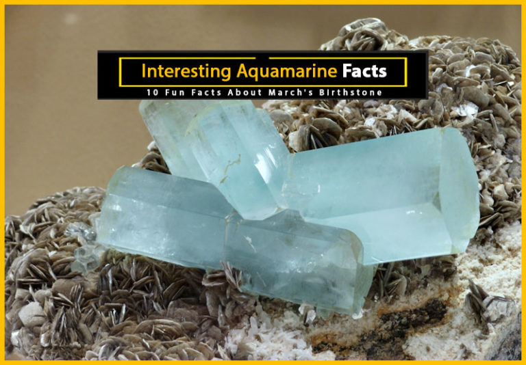 Facts About Aquamarine