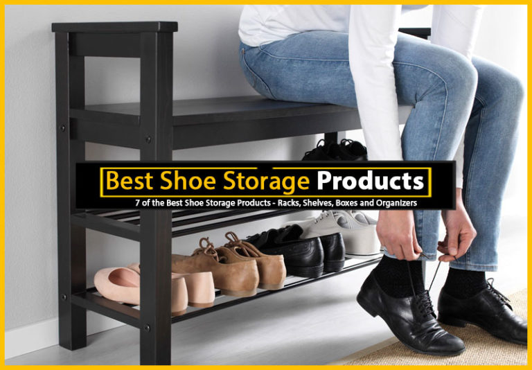 Best Shoe Storage Products