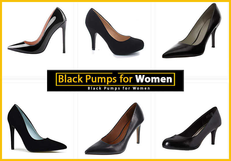 Women's Pumps with Open Toes - women's pumps