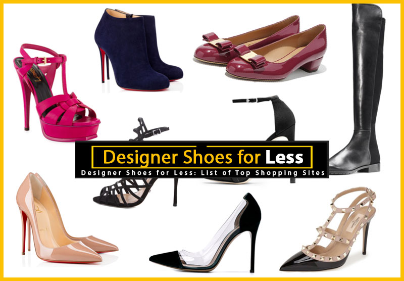 a213f5a9f51 Designer Shoes for Less: List of Top Shopping Sites · Inexpensive Prom Shoes