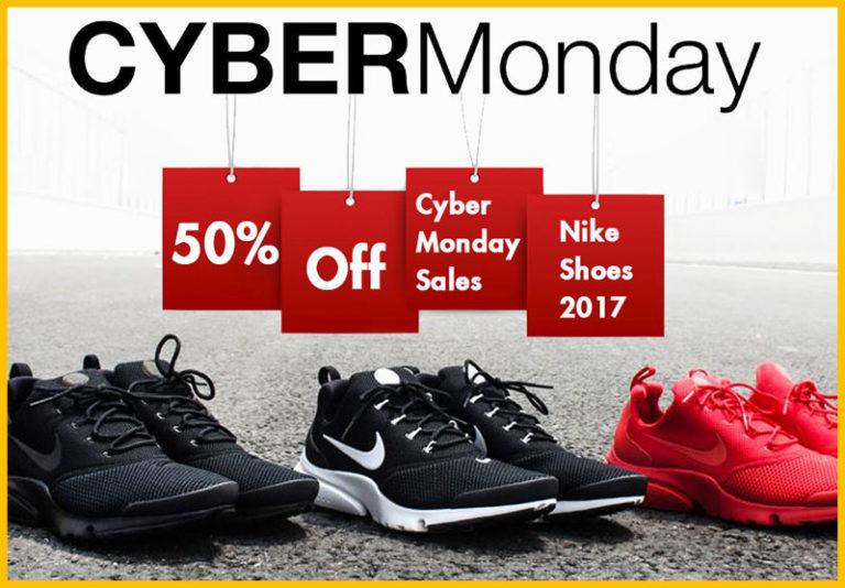 Cyber Monday Shoe Sales