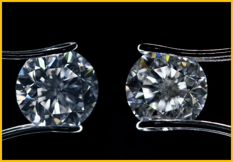 Diamond Clarity Basics