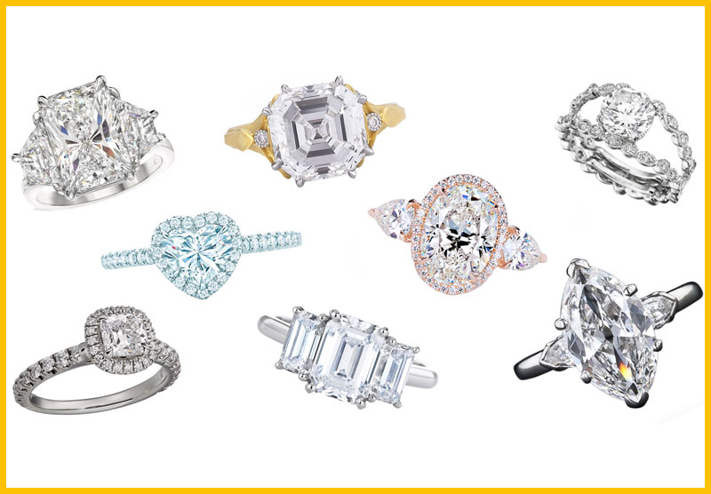 Diamond Engagement Ring Cuts