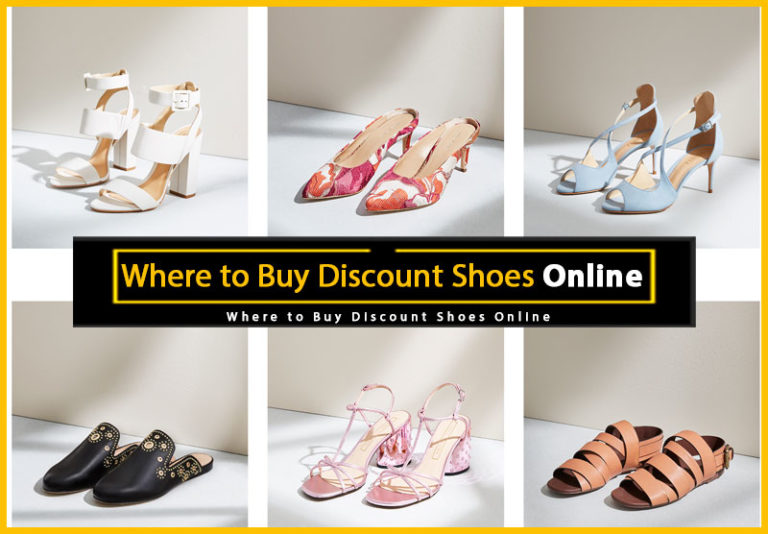Where to Buy Discount Shoes Online