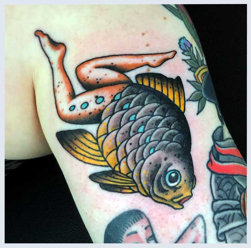 Fish Tattoo