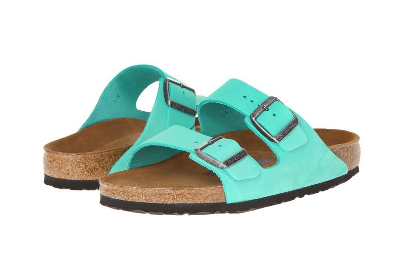 Flat 'Footbed' or 'Ugly' Sandals
