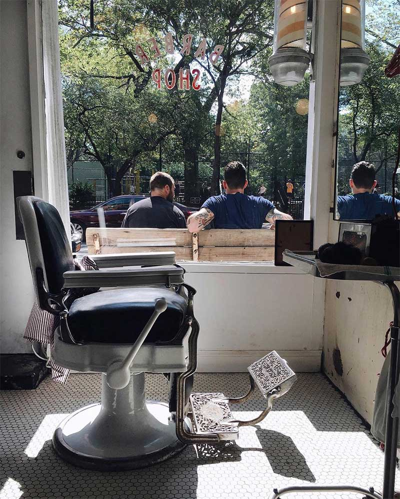 Mens Salons Barbershops