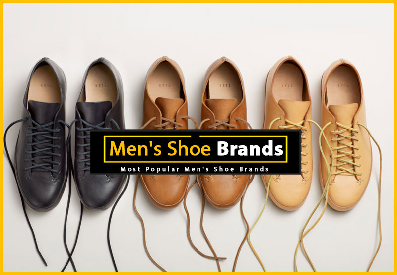 shoe brands - Men's Shoe Brands