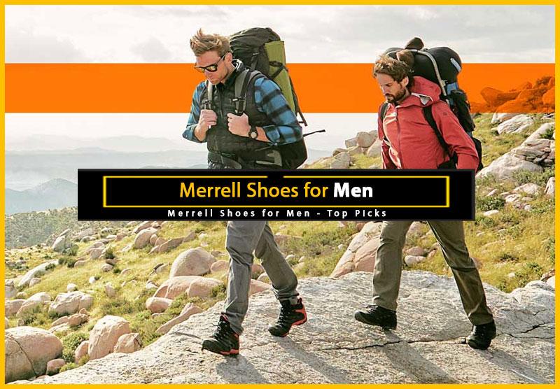 Merrell Mens Shoes