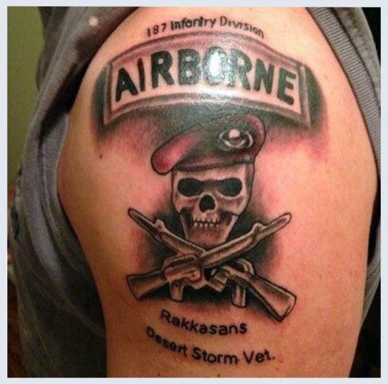 Military Tattoo Ideas