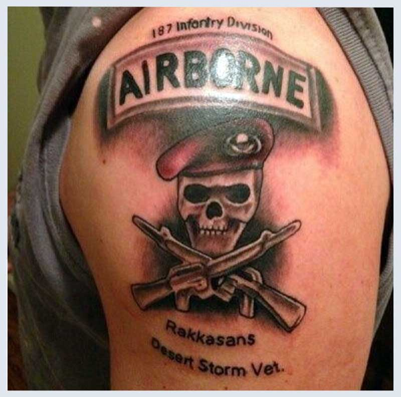 Military Tattoo Ideas