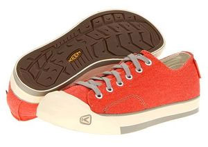Orange Sneakers for Women