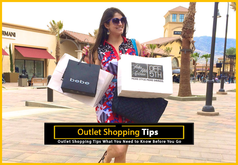 Outlet Shopping Tips
