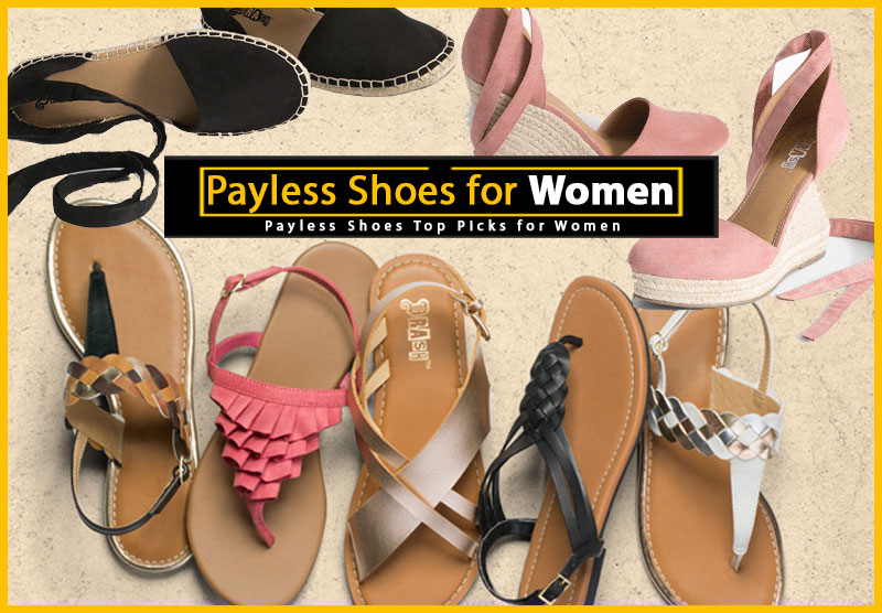 3e1f8cd269 Top Picks in Payless Shoes for Women