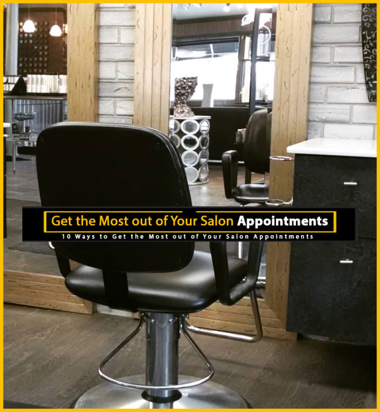 Salon Appointments