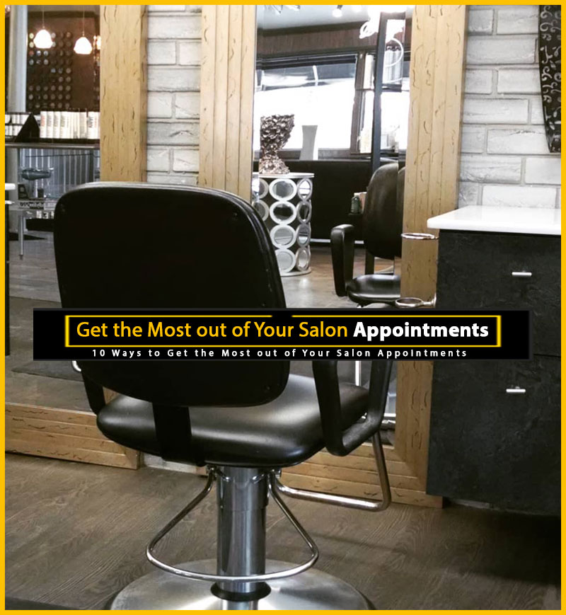 Salon Appointments