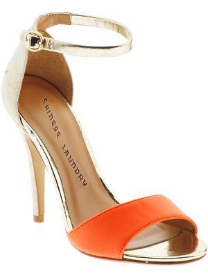 Sexy Orange Sandals