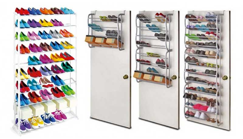 Shoe Rack - Freestanding Storage