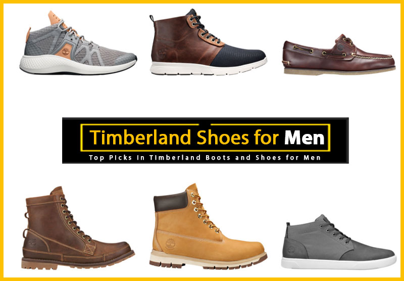 Timberland Boots and Shoes for Men