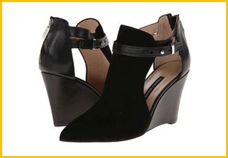 Versatile Ankle Strap Booties