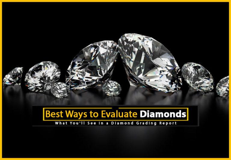 Evaluate and Buy Diamonds