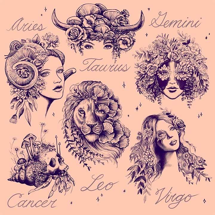 Zodiac Tattoos Meaning