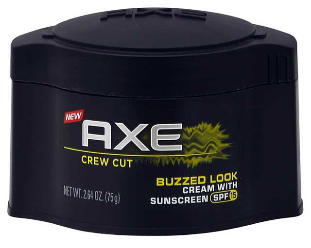 AXE Crew Cut Buzzed Look Cream with Sunscreen