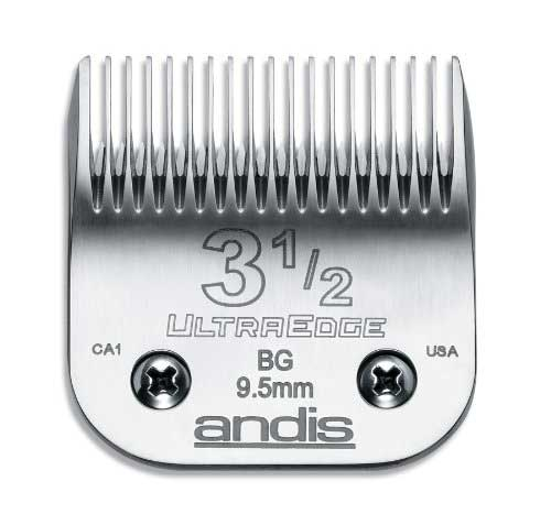 Andis Clipper Blade Sizes