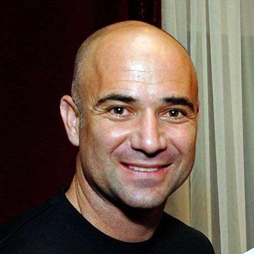 Bald Role Model