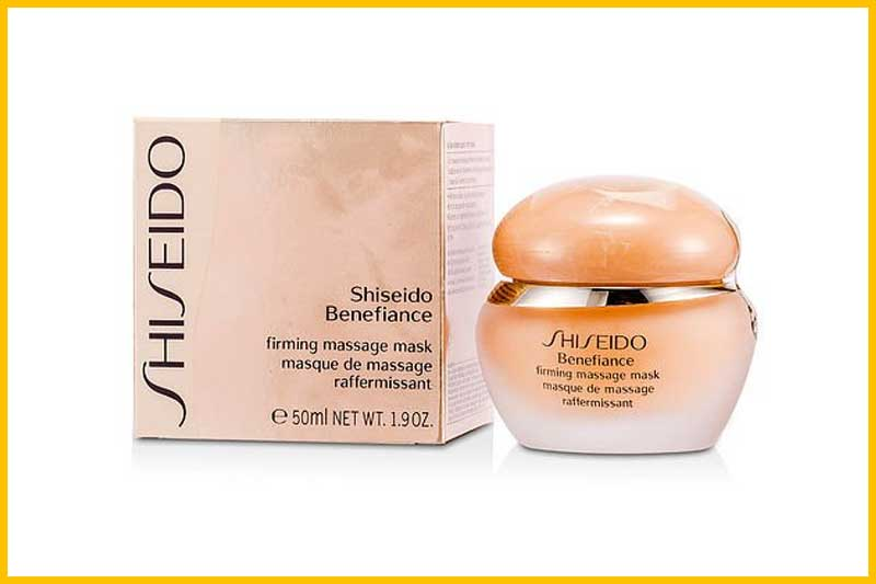 Shiseido: Benefiance Firming Massage Mask