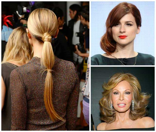 The Best Holiday Hairstyles Best Holiday Beauty Tricks Tips