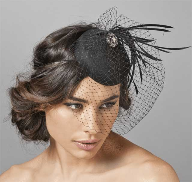 British-inspired Fascinator