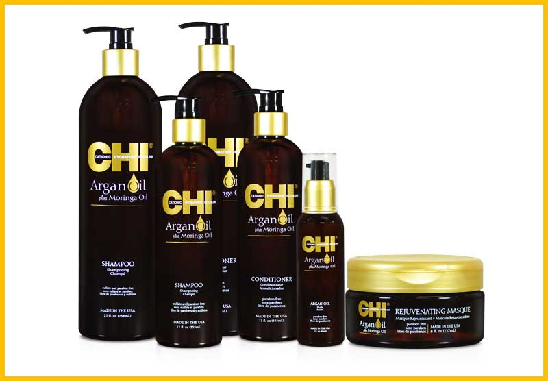 CHI Argan Oil Hair Product Gift Set