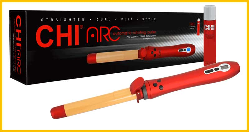 CHI Automatic Rotating Curler