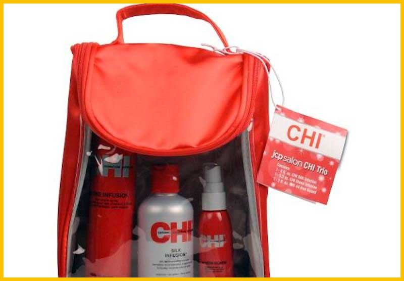 CHI Holiday Shine and Heat Protection