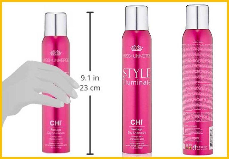 Miss Universe Style Illuminate Dry Shampoo