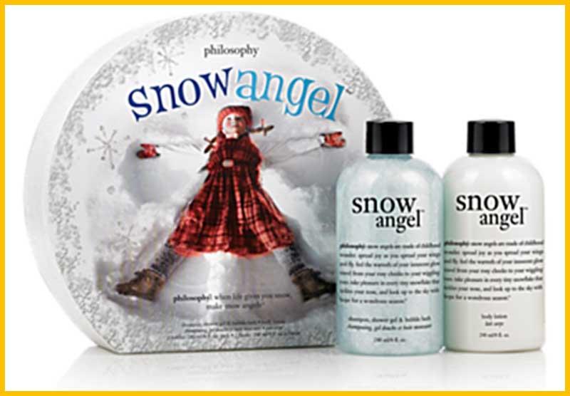 Festive Holiday Shampoo