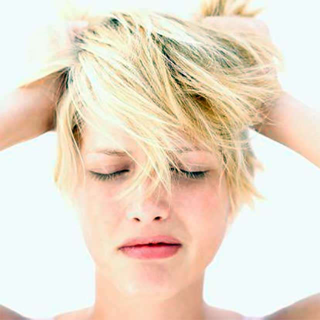 Greasy Hair and Dry Scalp During Pregnancy