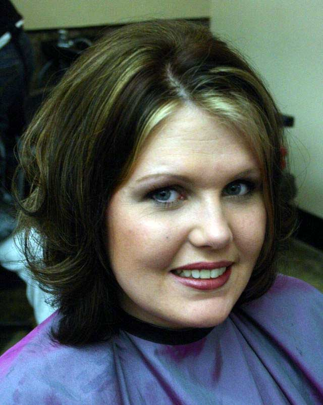 Hair Color Makeover