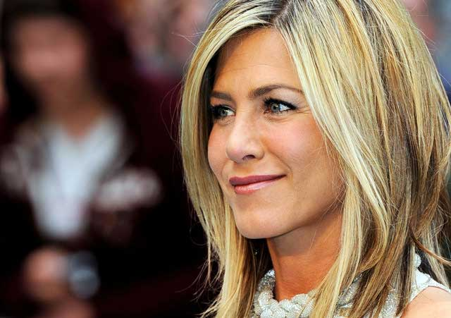 Jennifer Aniston's youthful length
