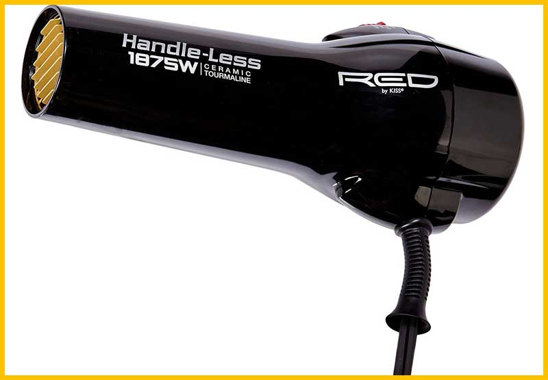 Kiss Handle-Less 1875W Hair Dryer