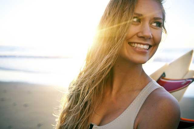 Lighten Your Hair Naturally