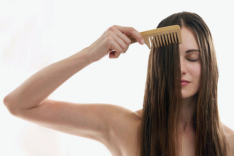 Make Dirty Hair Easy to Wear