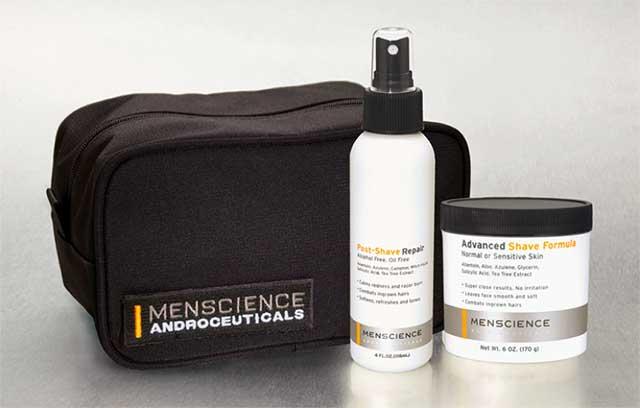 MenScience - Advanced Shave Kit