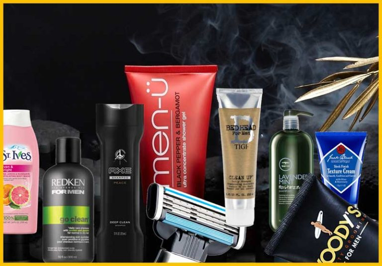 Mens' Grooming Products