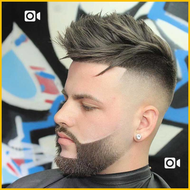 Men's Hairstyling Videos