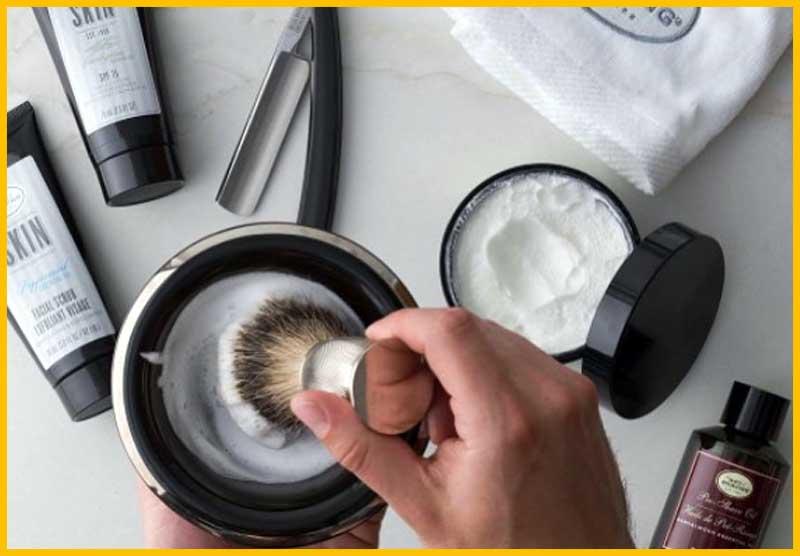 Men's Shaving Videos