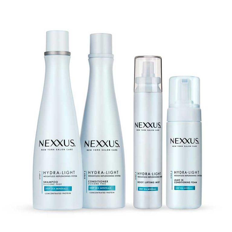 Nexxus Hydra-Light Shampoo and Conditioner