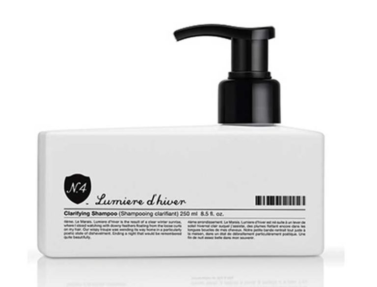 Number 4 Clarifying Shampoo